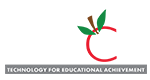 Technology for Educational Achievement Logo